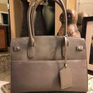 Sole Society Taupe Purse - NWOT